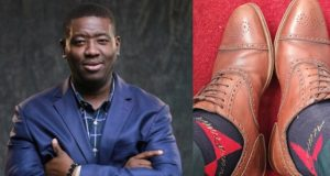 leke adeboye same shoes