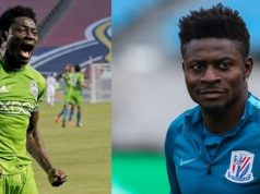 Obafemi Martins joins