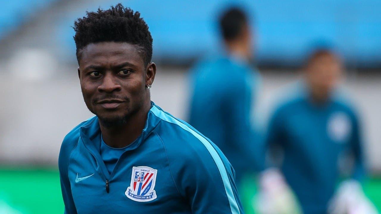 Obafemi Martins Obafemi Martins joins Chinese Super League club, Wuhan FC
