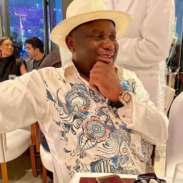 Kiddwaya's billionaire father