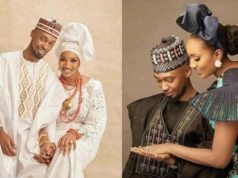 atiku son wed