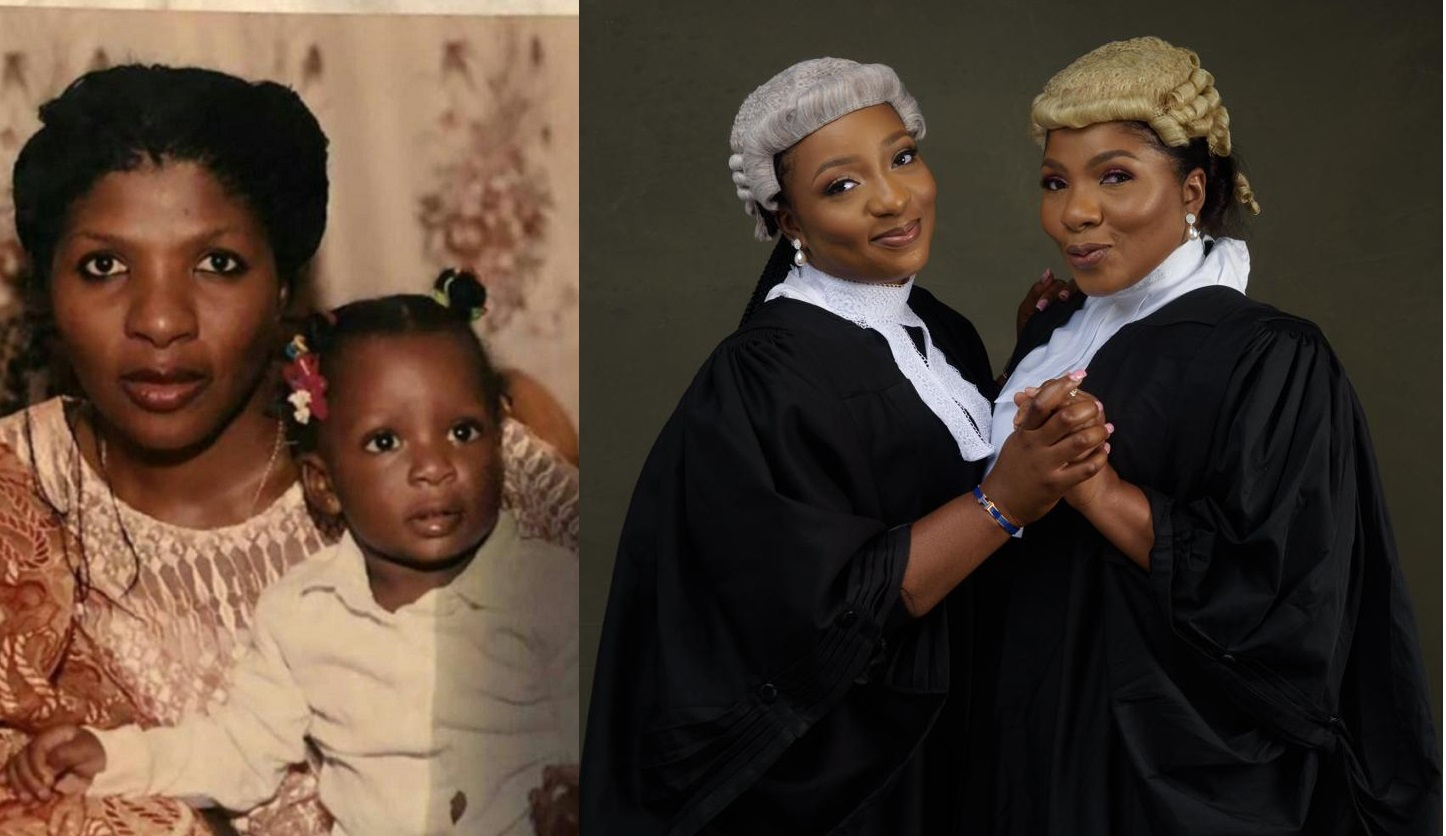 barrister mother daughter