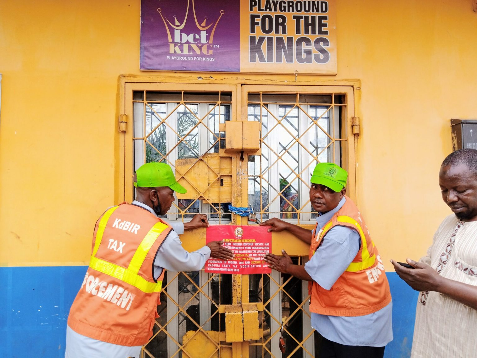 Kaduna shuts down Bet9ja