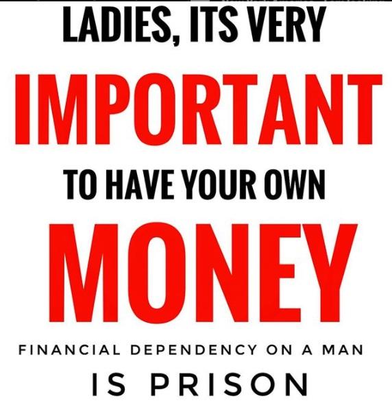 d 6 Financial Dependence On A Man Is Prison – Joro Olumofin Tells Ladies