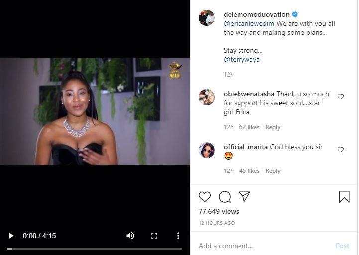 Dele Momodu reveals
