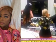 dj cuppy reacts
