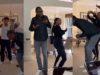 femi otedola dancing
