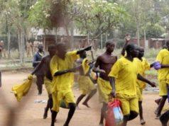 jail break in Uganda