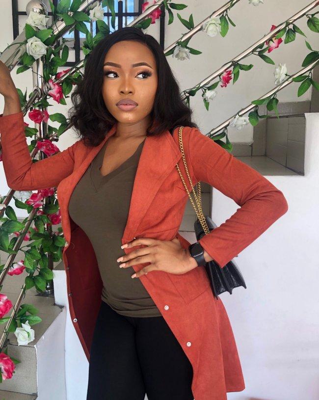 Nigerian lady bags