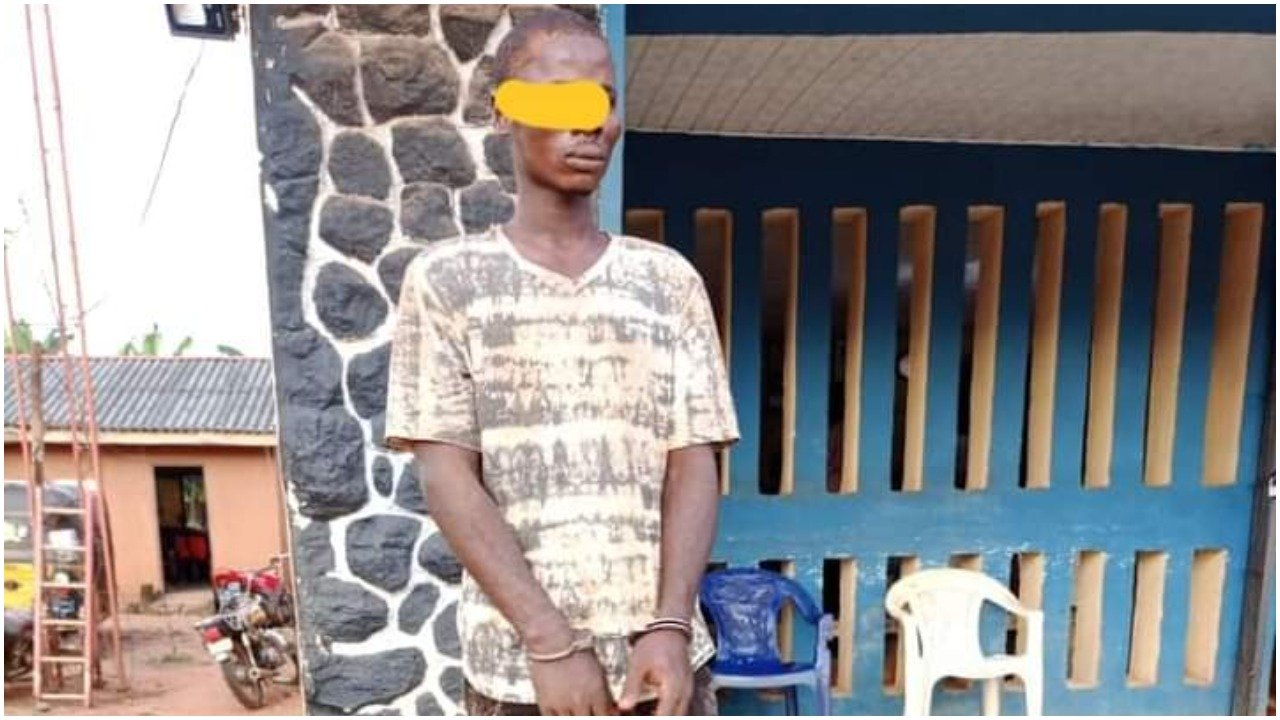 I was sent by God to kill him – Arrested Pastor who murdered native doctor reveals