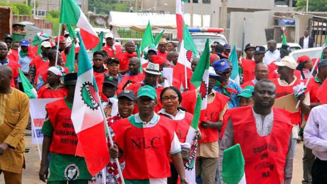 NLC Nationwide strike