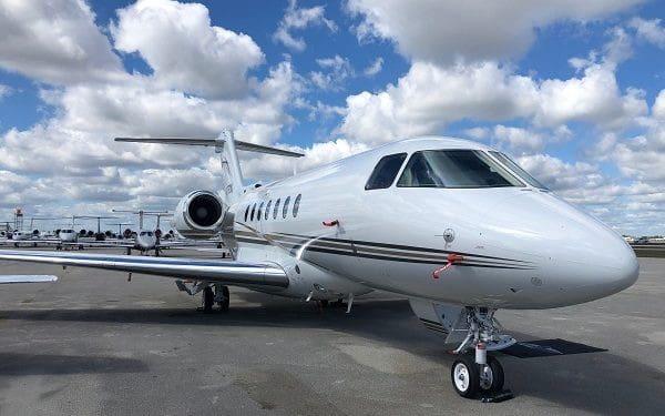 presidential jet sale