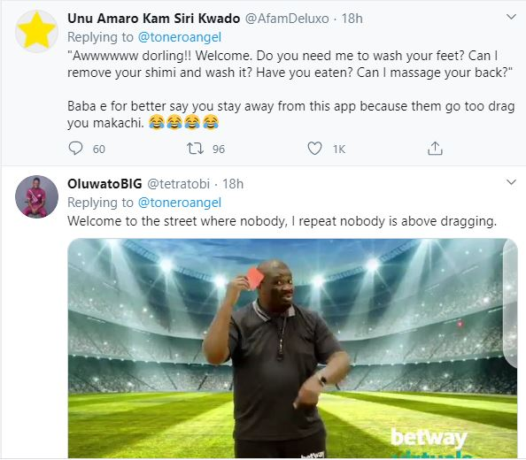 tony umez joins twitter