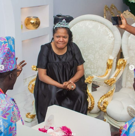 Toyin Abraham surprise birthday