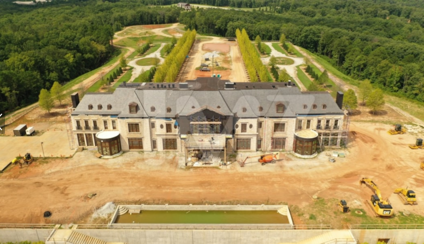 Tyler Perry's new estate