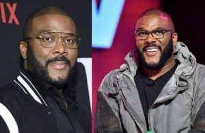 Tyler Perry attains