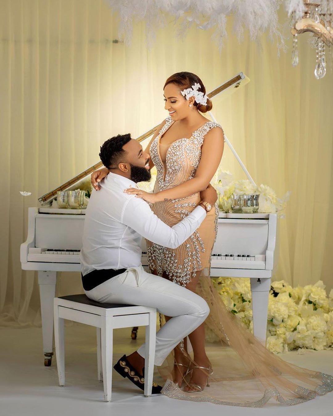 Juliet Ibrahim reportedly weds