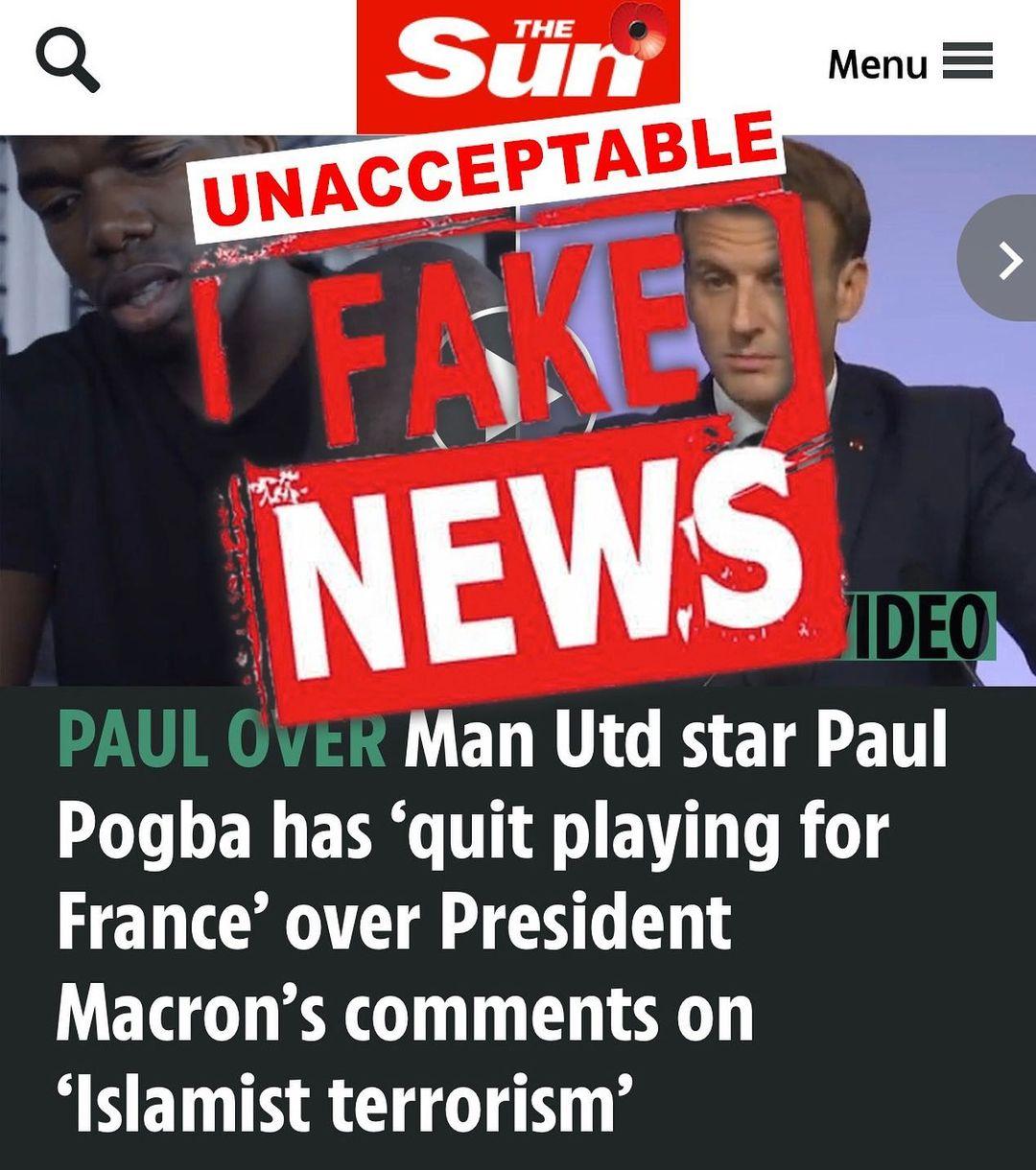 paul pogba reports