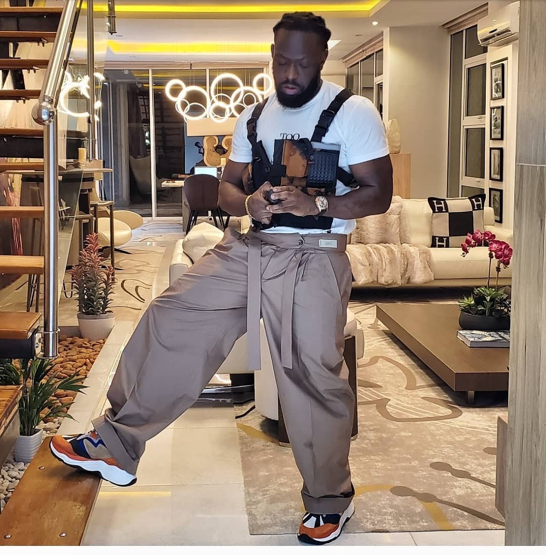 Timaya shocking weight loss