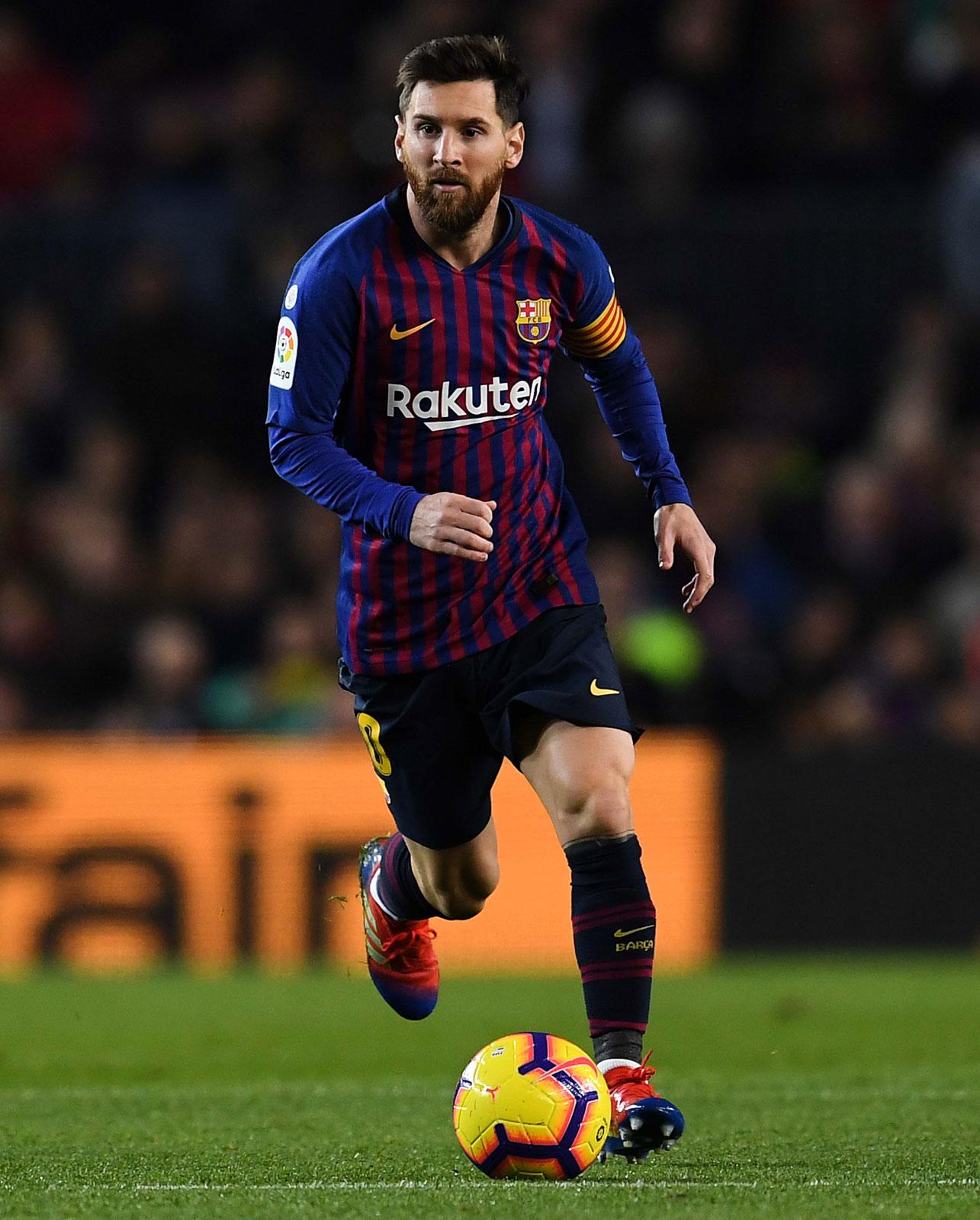 Lionel Messi reveals