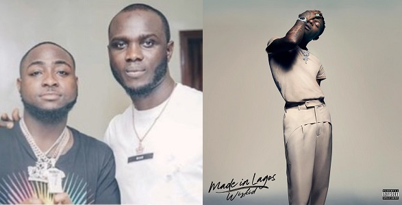 """""""Your album is wack. Davido's project is meant for the whole world."""" – Obama DMW rubbishes Wizkid's """"Made in Lagos"""" album. - YabaLeftOnline"""