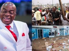 Bishop oyedepo hoodlums