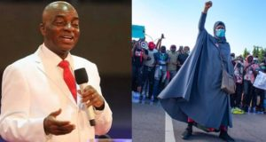bishop oyedepo support