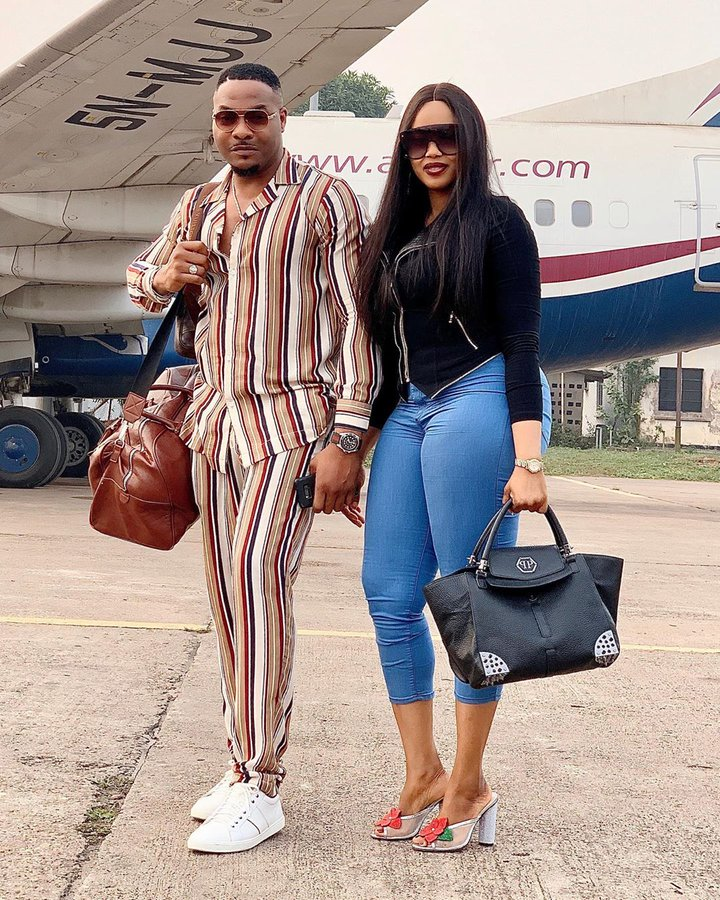 bolanle ninalowo private jet
