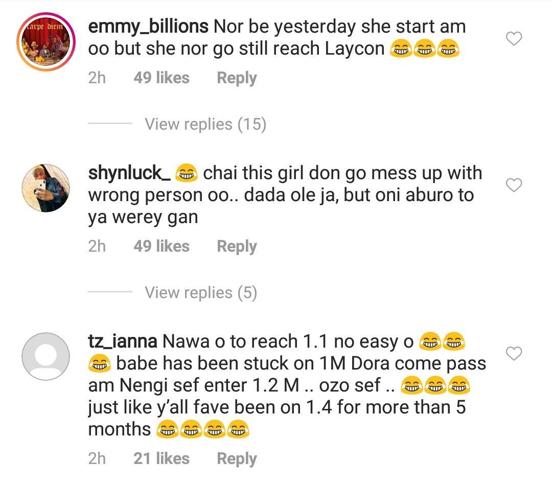 Nigerians slams Erica