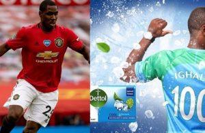 Man Utd's Ighalo bags