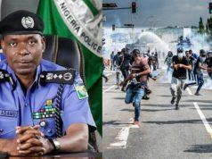 policemen shot
