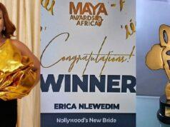 erica new bride