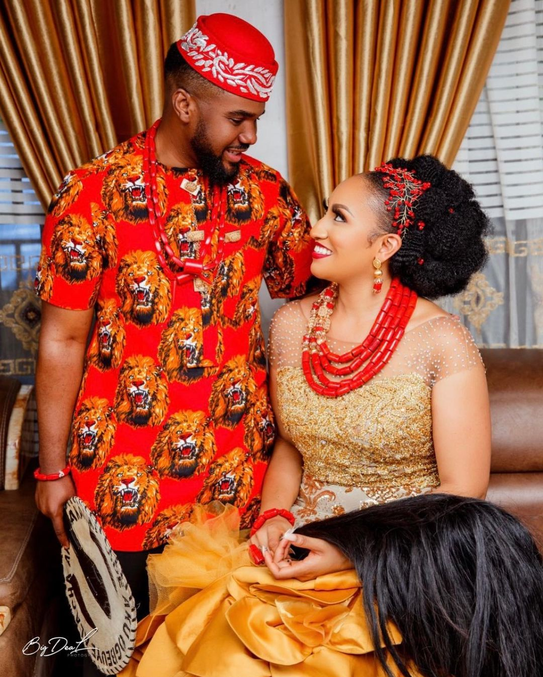 More photos from Actor, Williams Uchemba's traditional wedding | GCFRNG -  NIGERIA BREAKING NEWS TODAY | Breaking News