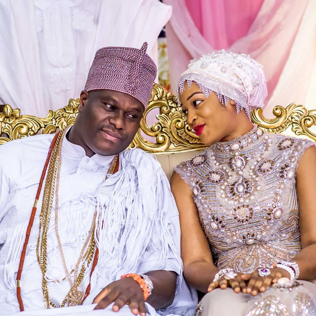 Ooni of Ife announces son's name 8 days after his birth