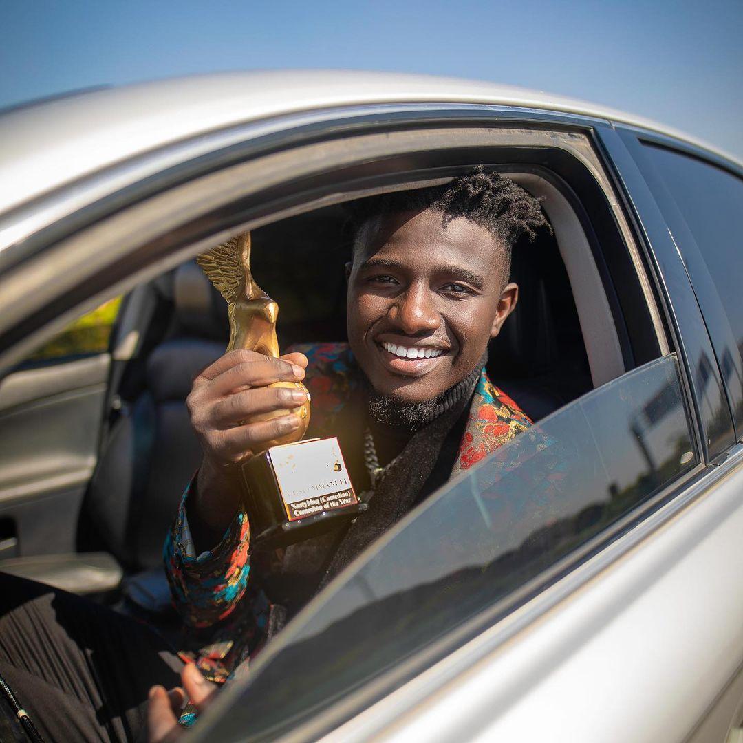Nasty Blaq award