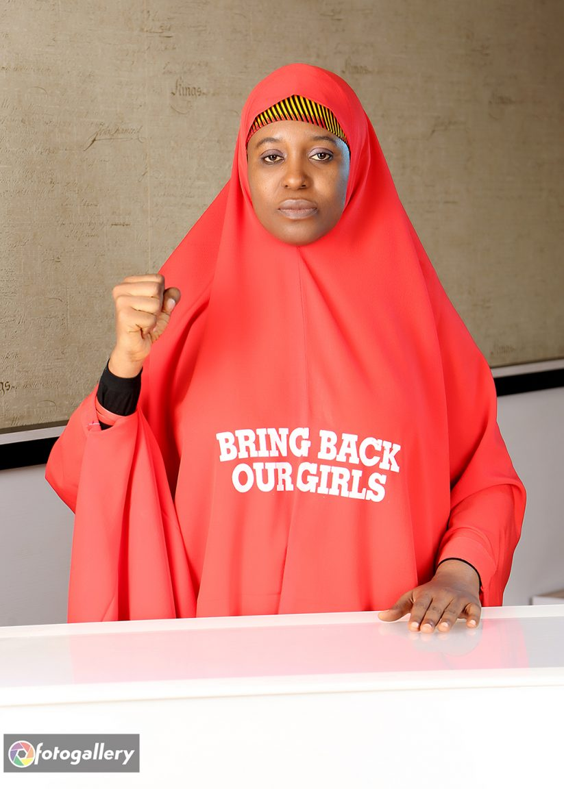 Aisha Yesufu named