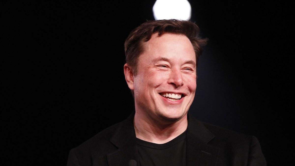 Elon Musk overtakes