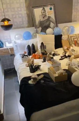 fans gift dorathy