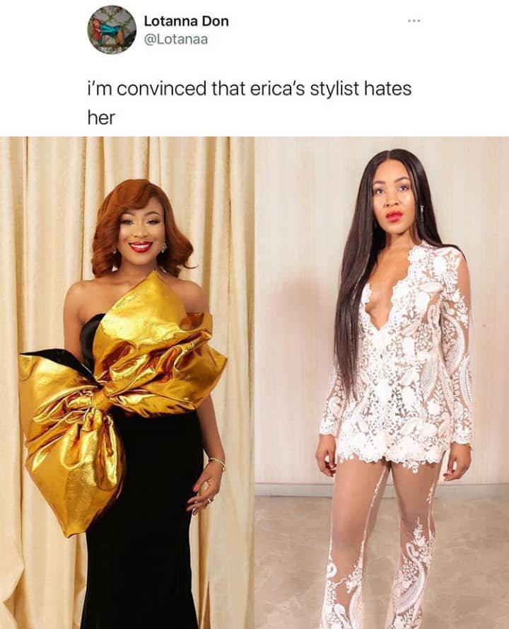 erica stylist