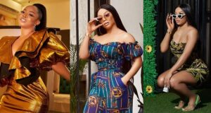 Toke Makinwa recounts