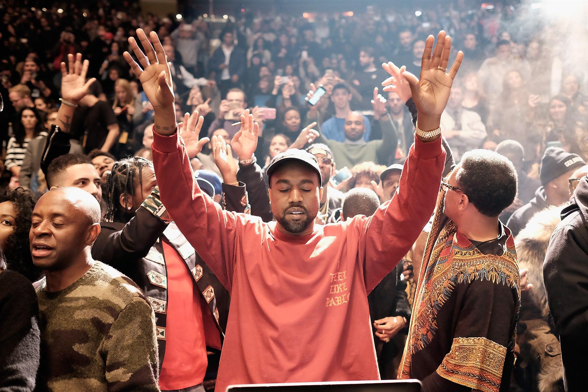 Kanye West Named