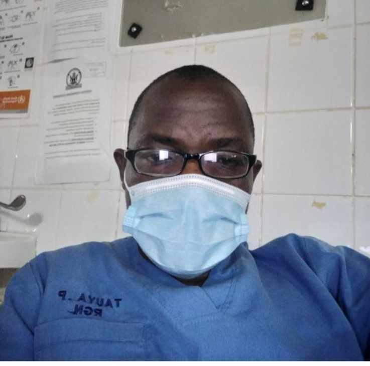 Nurse dies