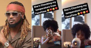 paul okoye's daughter checked