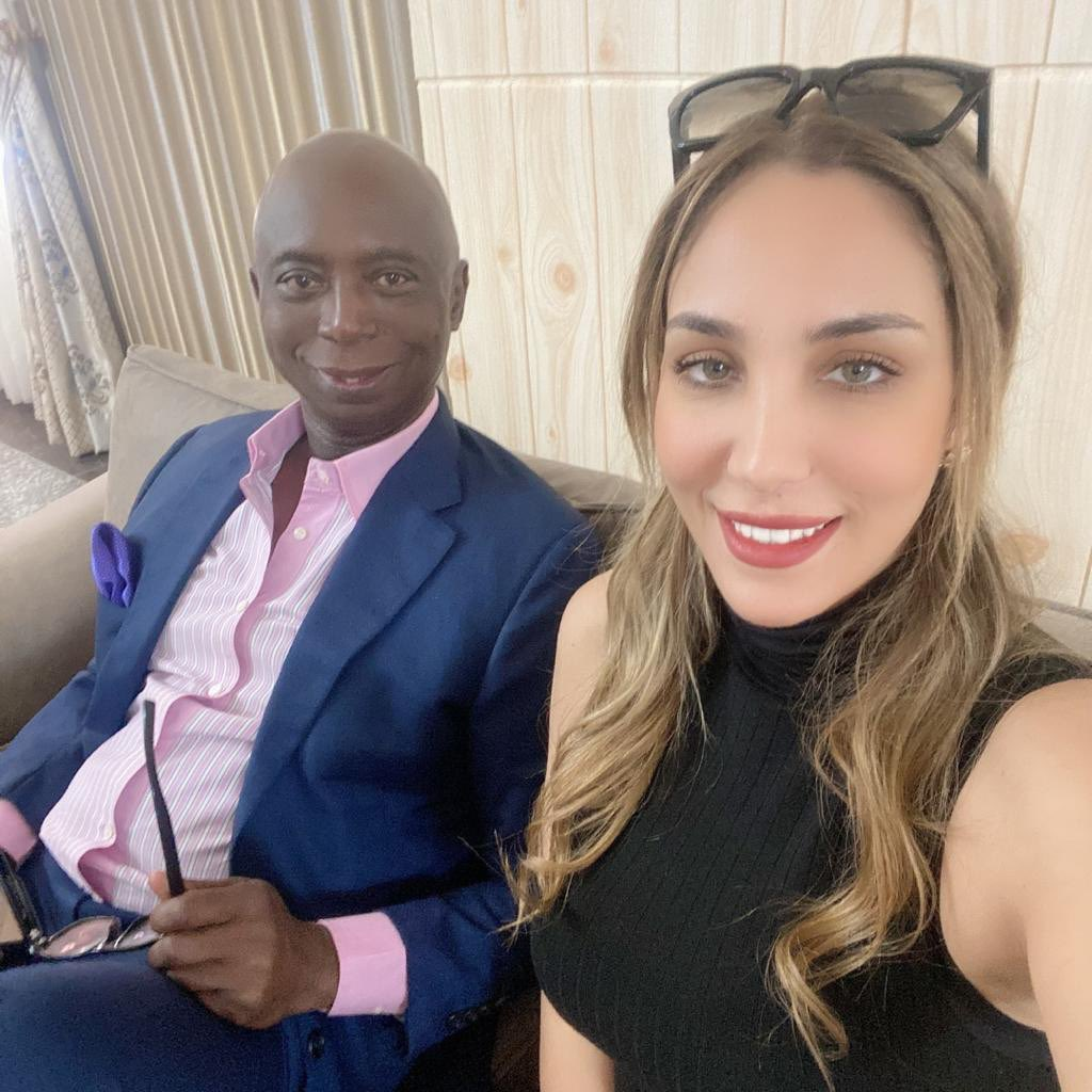 Ned Nwoko reacts