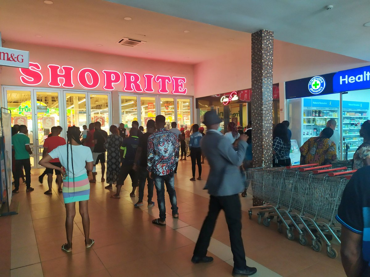 shoprite staff commits