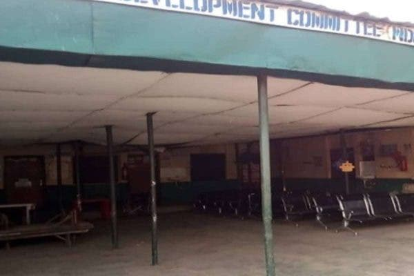 health centre shut down