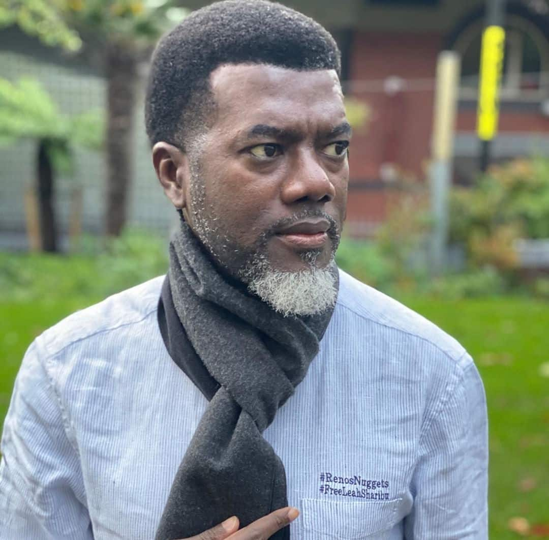 Reno Omokri defends