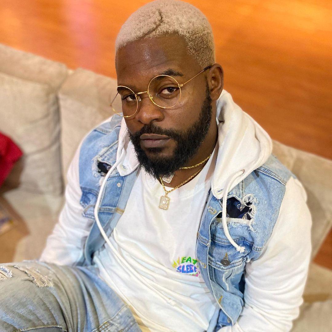 Nigerians drag singer, Falz