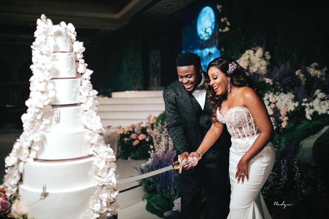 Adewale Adeleke celebrates