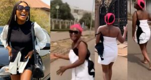 Blessing Okoro goes